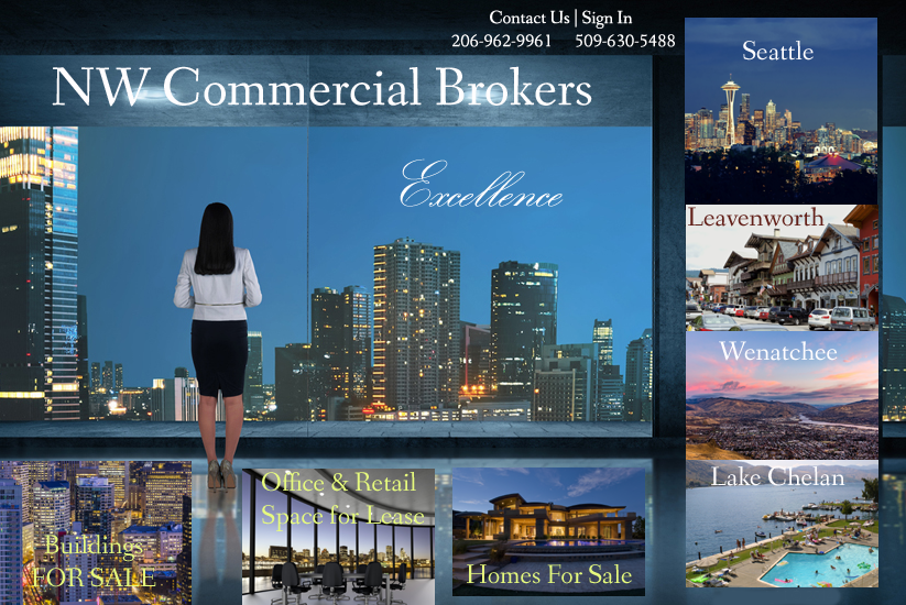 NW Commercial Brokers Main Website